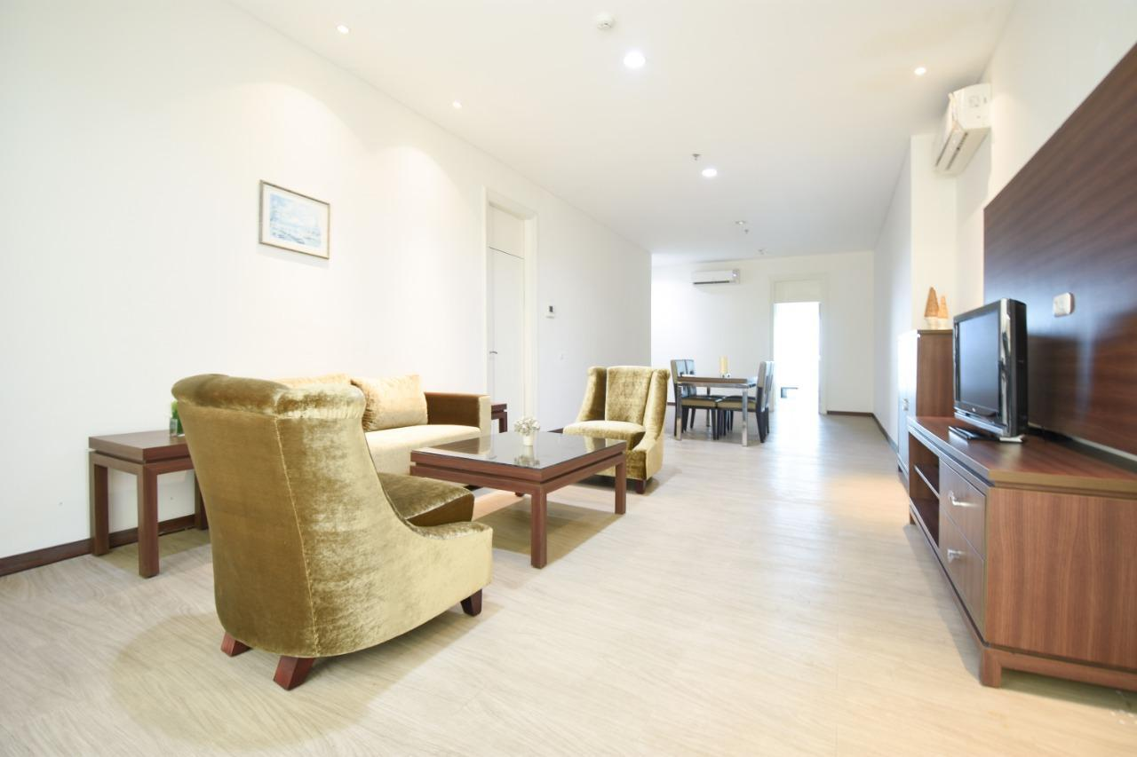 2 BR Pejaten Indah Apartment Blok E02