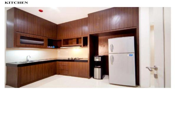 3 BR Pejaten Indah Apartment Room 01 Jakarta