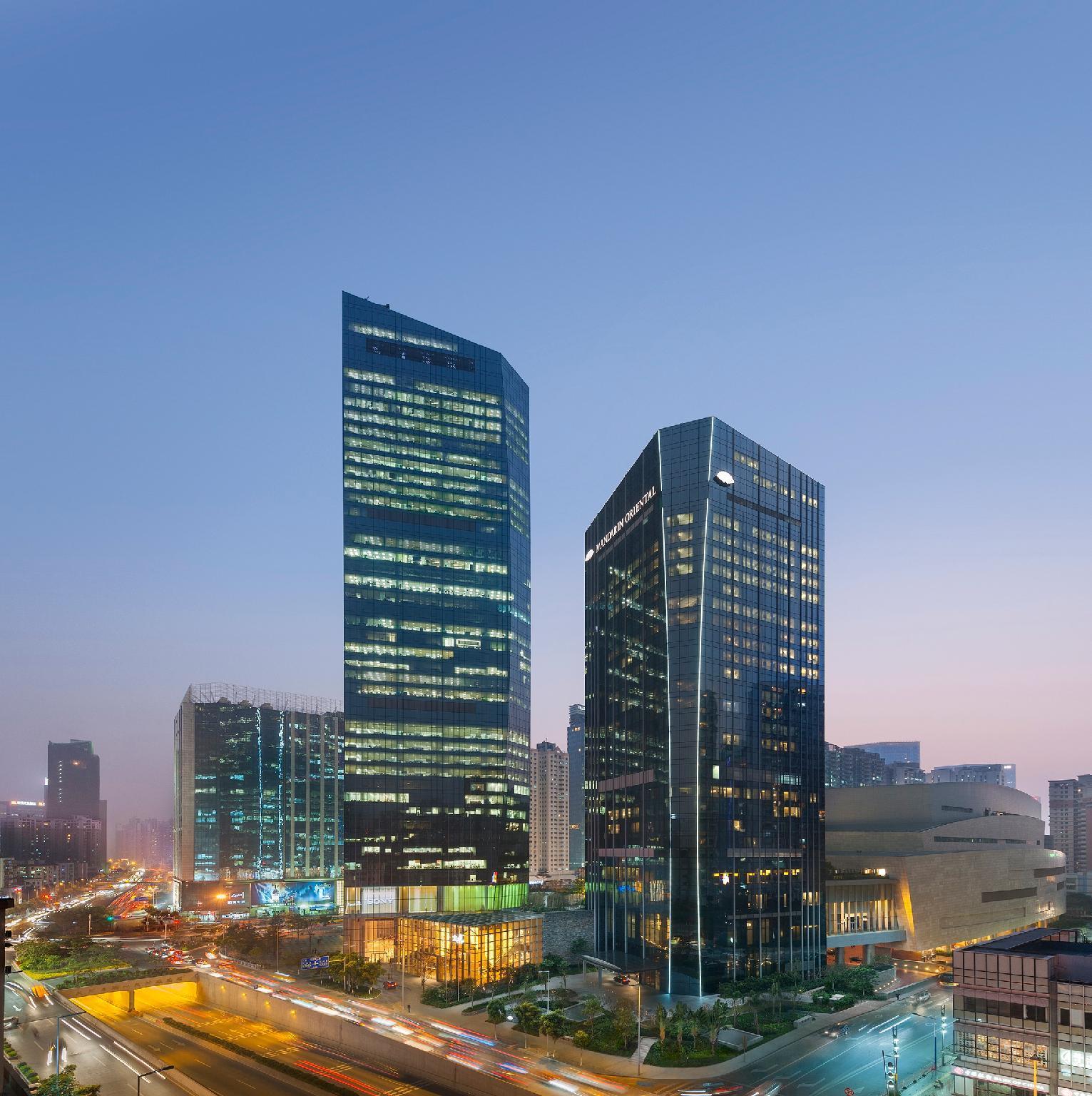 Mandarin Oriental Guangzhou