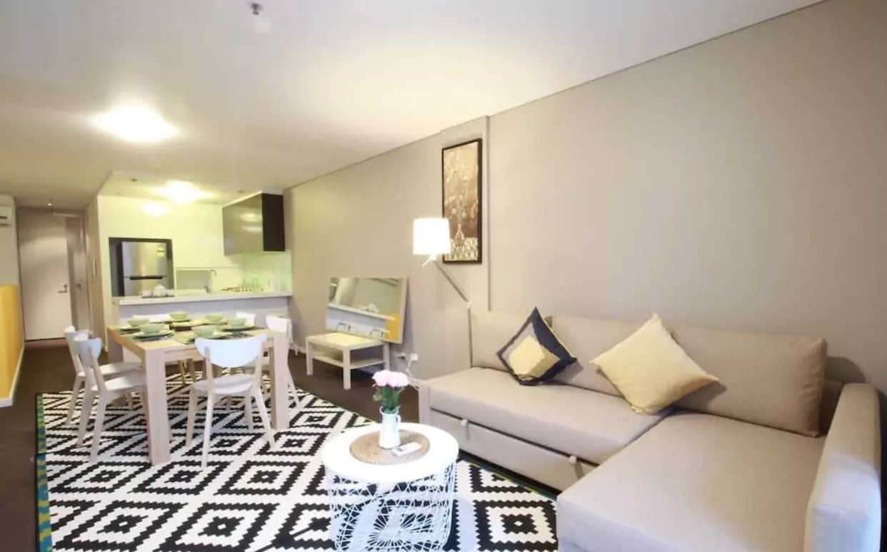 Sweet 2Bedroom Apartment For Group And Family