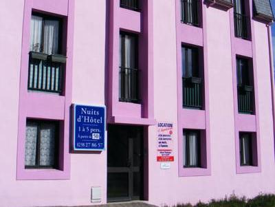 Appart'Hotel Du Bout Du Monde