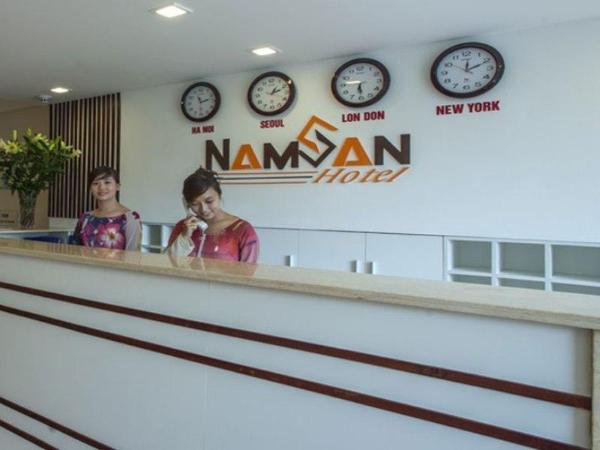Nam San Hotel Hanoi