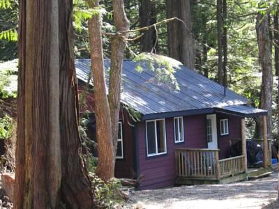 Surfs Inn Rainforest Cottages