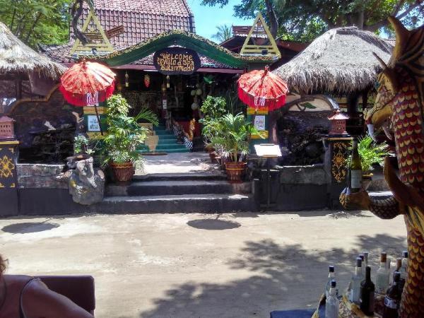 Villa & Spa Bulan Madu Lombok