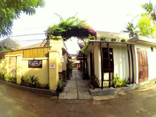 Drupadi Bungalows Lombok