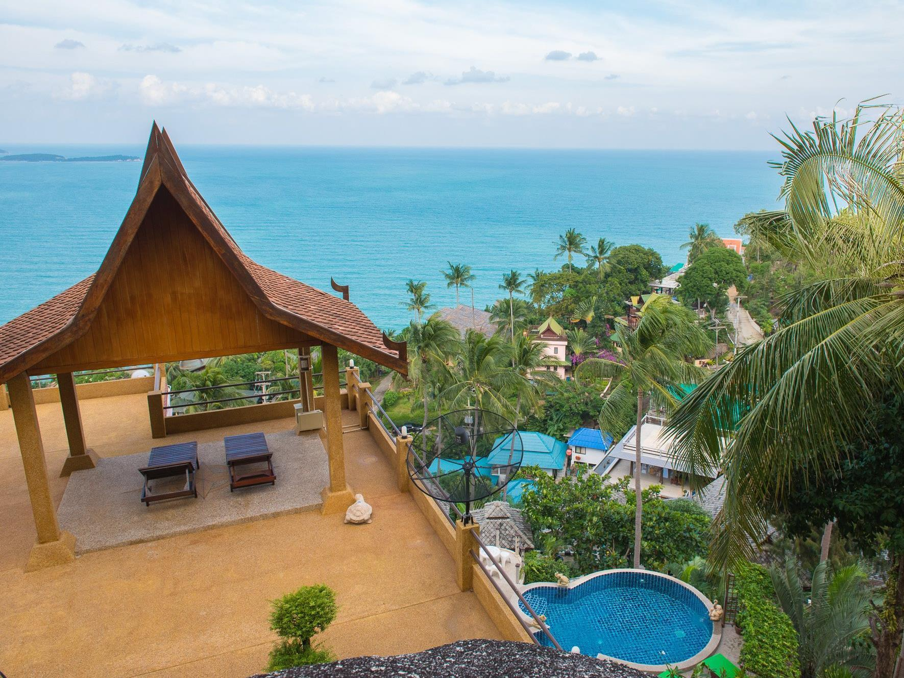 Laem Sila Resort แหลมศิลา รีสอร์ต