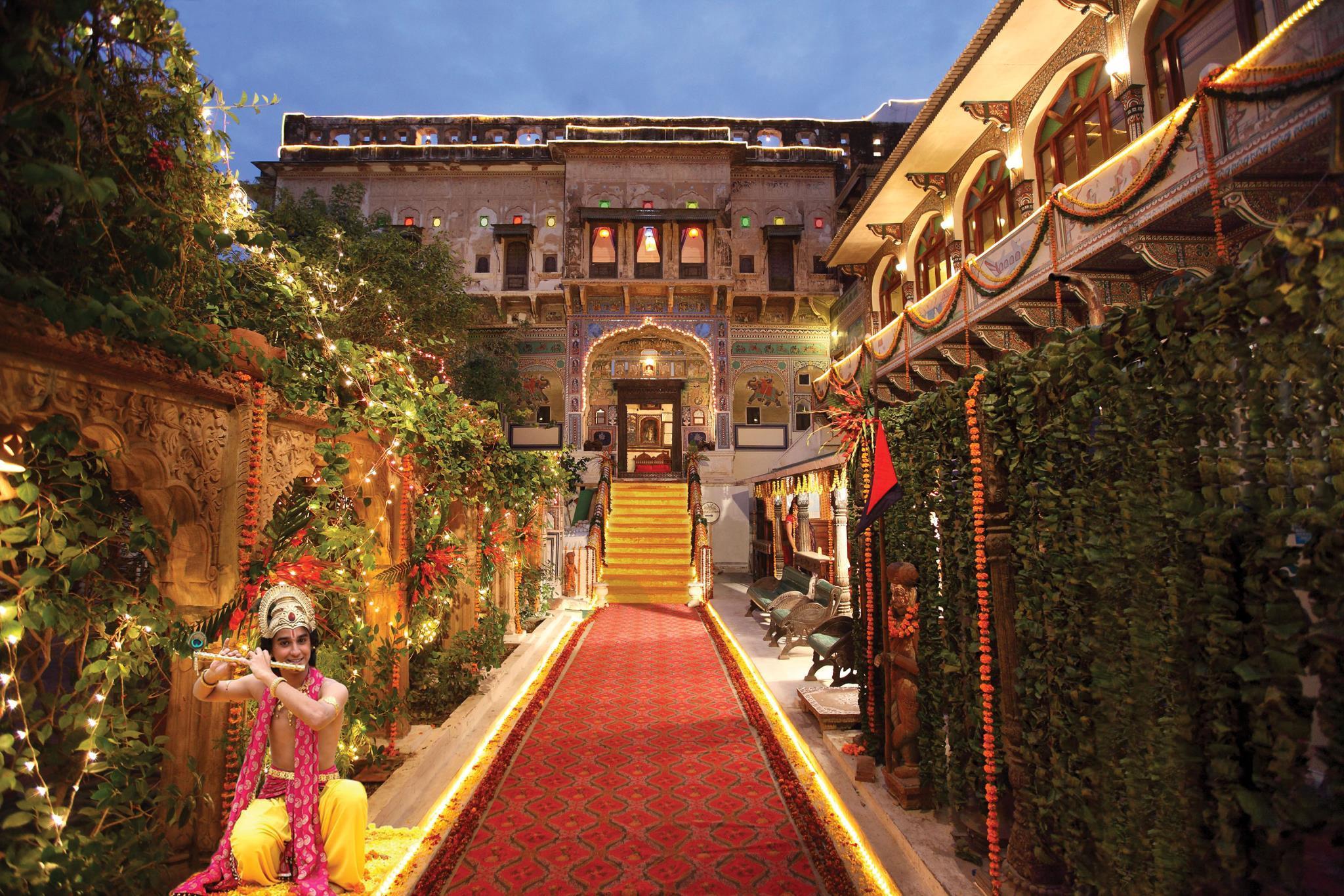 Hotel Mandawa Haveli