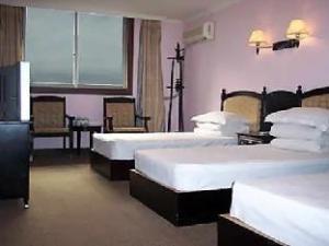 Jitai Hotel Shanghai Hutai Road Long Distance Bus Station Branch