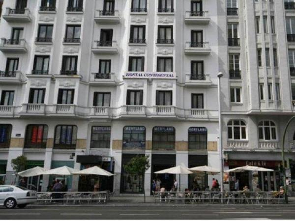 Hostal Continental Madrid