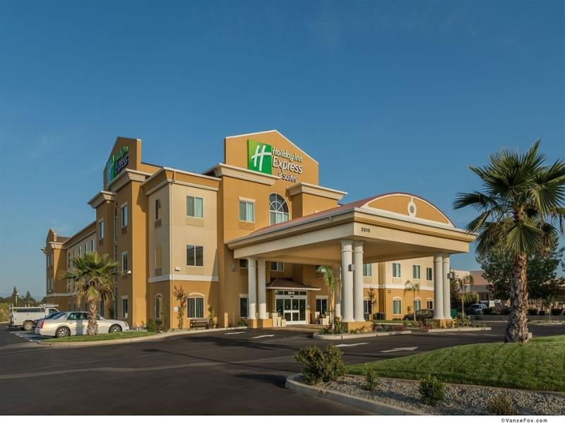 Holiday Inn Express And Suites   Red Bluff   South Redding Area