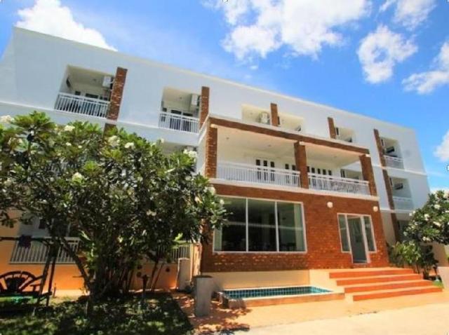 บ้านต้นไม้ อพาร์ตเมนท์ – Baan Ton Mai Apartment