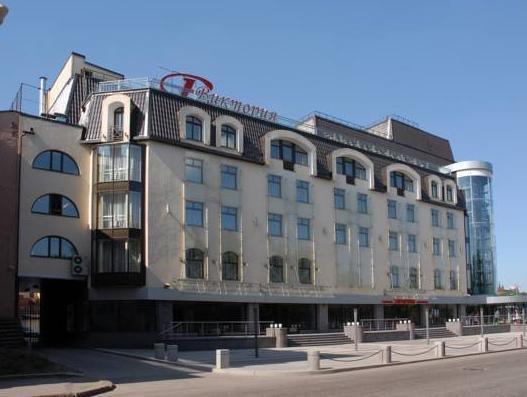 Vi Toria Hotel Vyborg