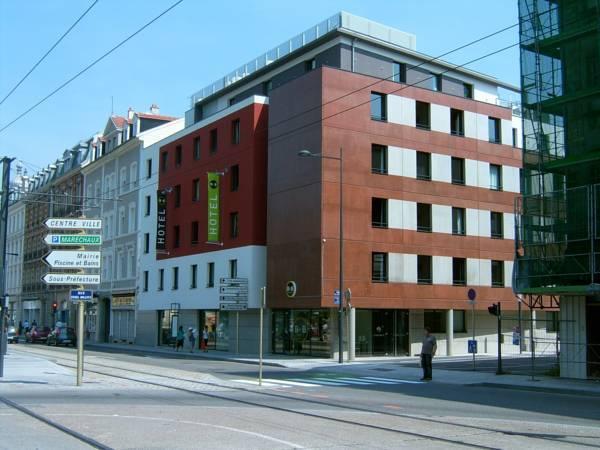 BandB Hotel Mulhouse Centre