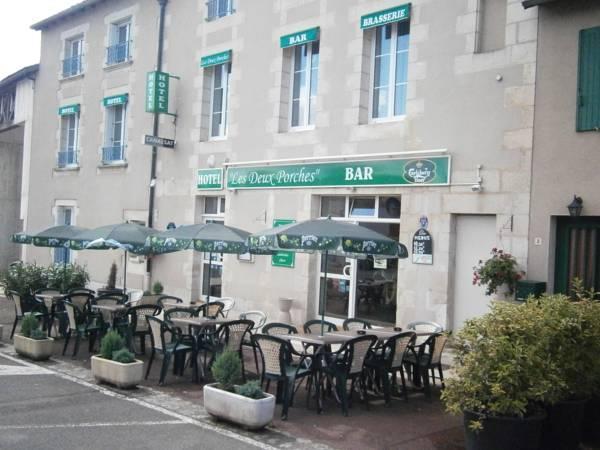 Hotel Des Deux Porches