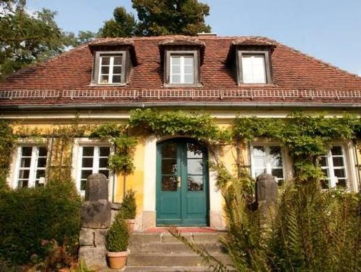 Hotel Villa Sorgenfrei And Restaurant Atelier Sanssouci