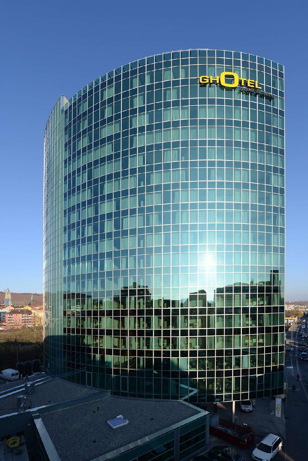GHOTEL Hotel And Living Wuerzburg