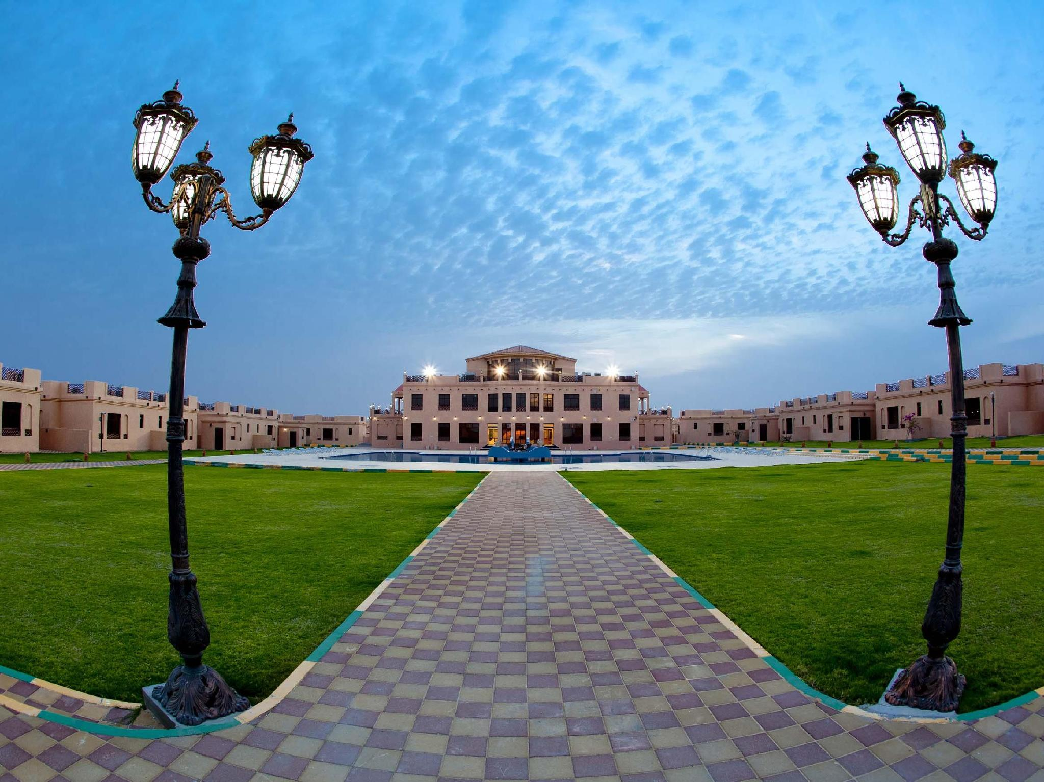 Al Bada Resort
