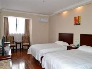 GreenTree Inn Huangshan Railway Station Tiandu Avenue Business Hotel