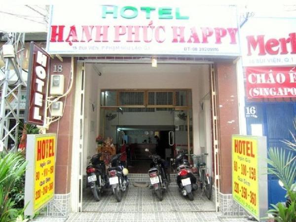 Happy Hotel Bui Vien Ho Chi Minh City