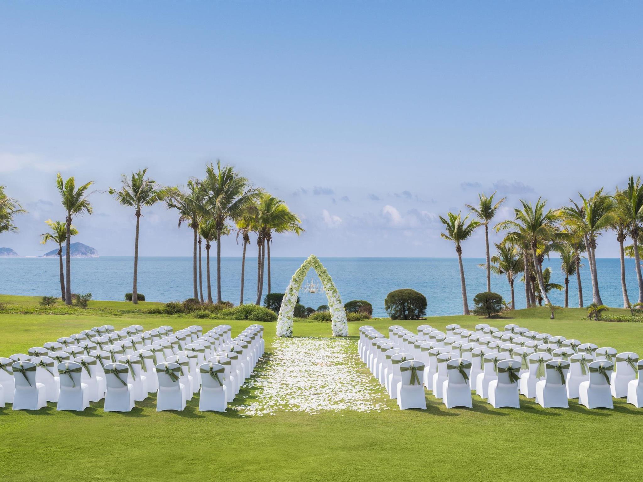 The St. Regis Sanya Yalong Bay Resort