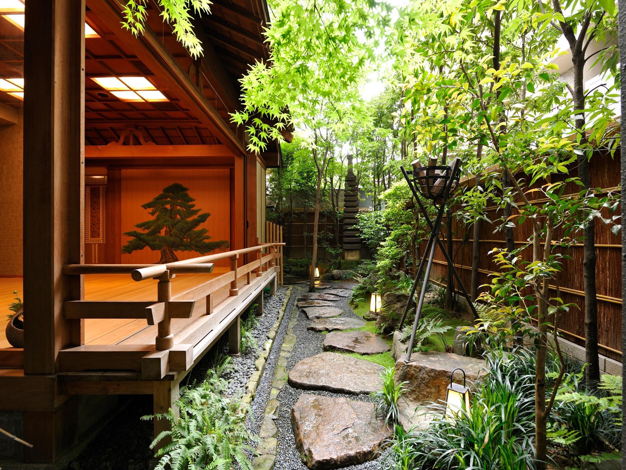 Ryoan Kazuki With Luxury Kyoto Collections KADEN