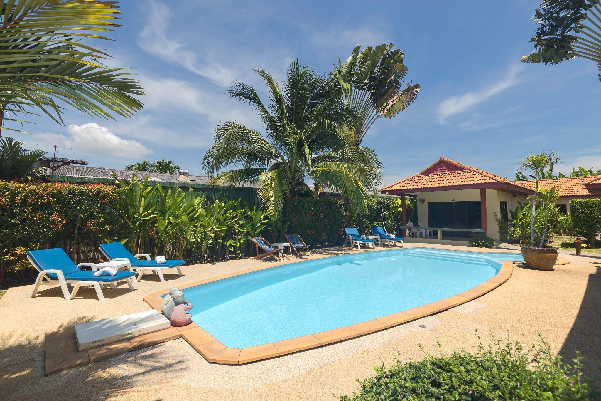 Sansuko Ville Bungalow Resort แสนสุโข วิลล์ บังกะโล รีสอร์ท