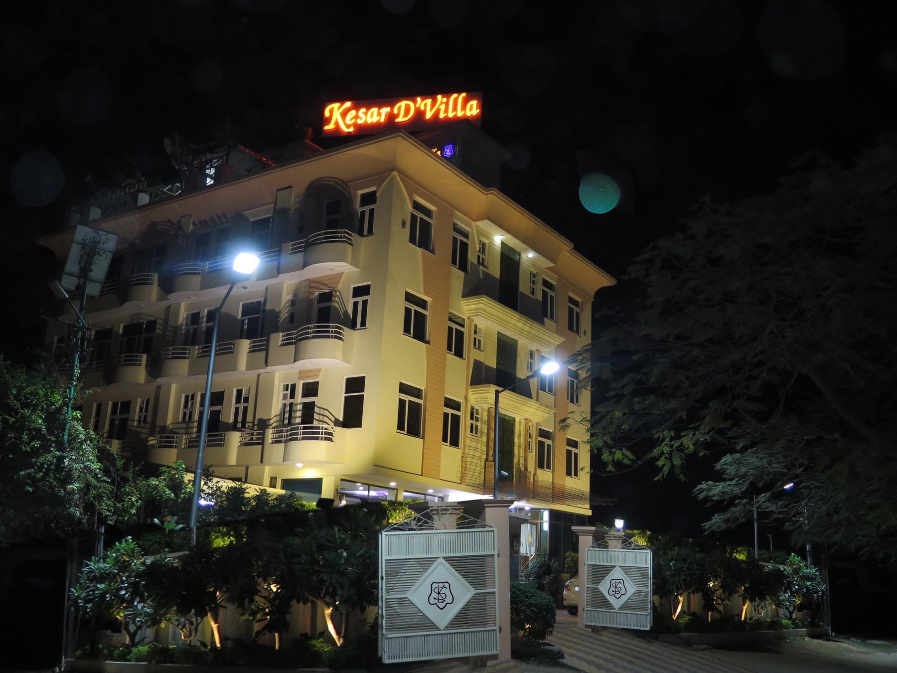 Kesar D'Villa