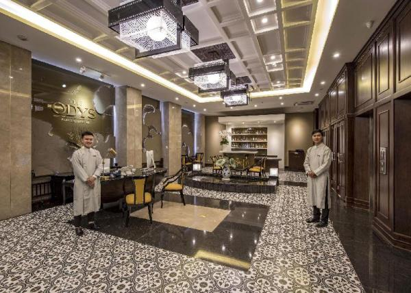 The Odys Boutique Hotel Ho Chi Minh City