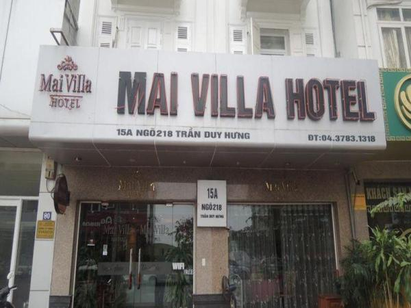 Mai Villa Hotel 2 - Tran Duy Hung Hanoi