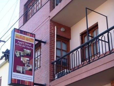 Apart Hotel Aires Del Norte