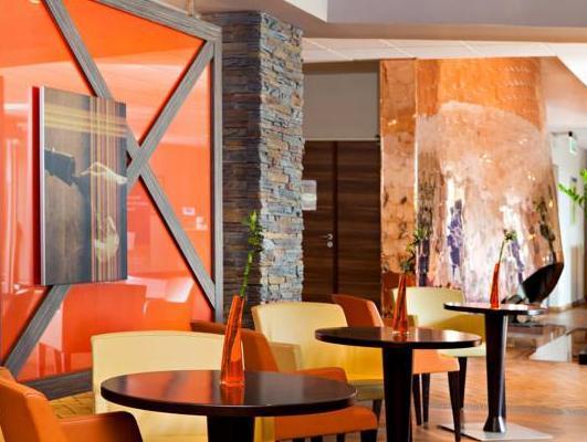 Golden Tulip Basel Mulhouse Freibourg - hotel restaurant