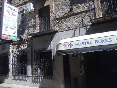 Hostal Boxes