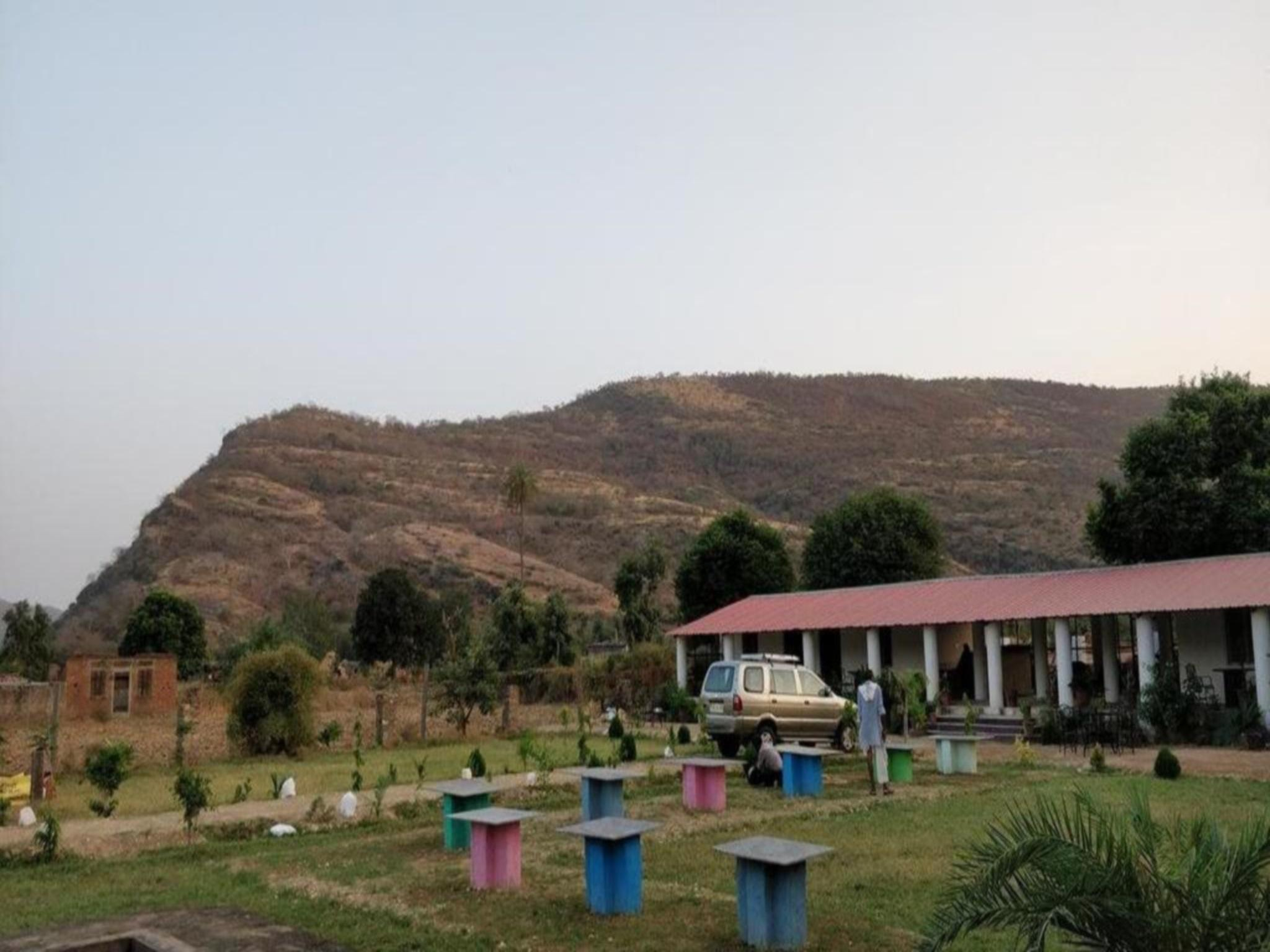 Chinkara Ranthambore