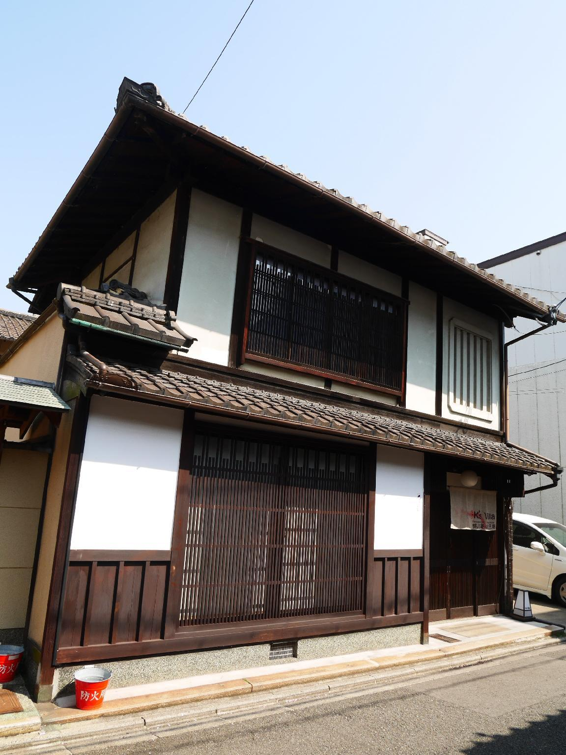 K's Villa Kamogawa an & Matsumi an