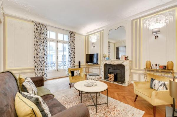Sweet Inn Apartments - Boetie IV Paris