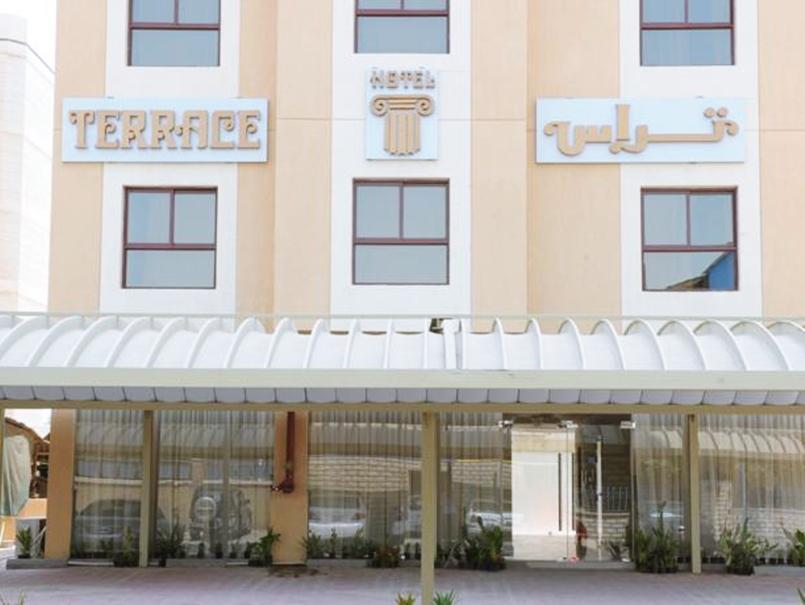 Terrace Furnished Apartments  Salmiya