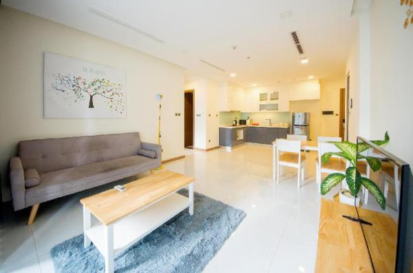 3-Bedroom Spacious and Elegant Apartment Ho Chi Minh City