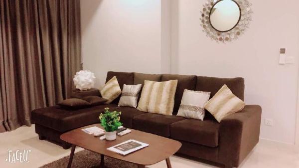 A-15-3 Clean, Cozy Home at City I KL Vogue Suites  Kuala Lumpur