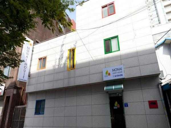 Monai Guesthouse Seoul