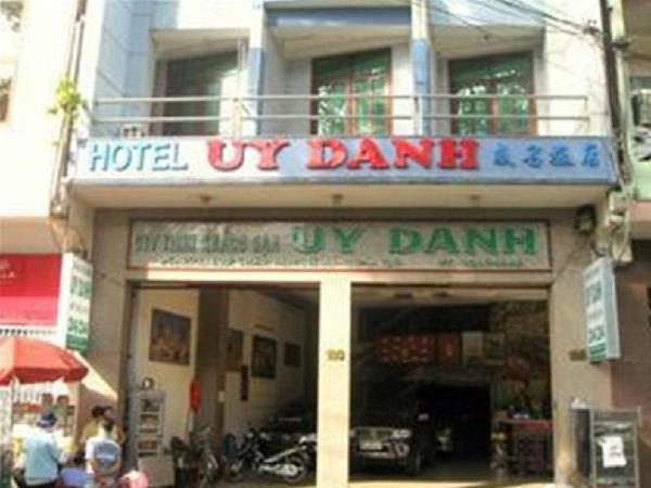 Uy Danh 1 Hotel Ho Chi Minh City