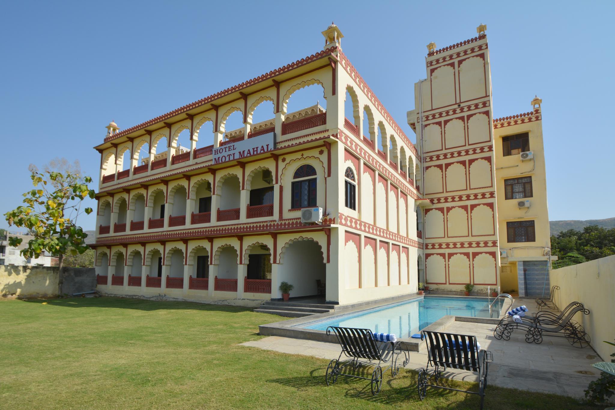 Moti Mahal   A Heritage Haveli