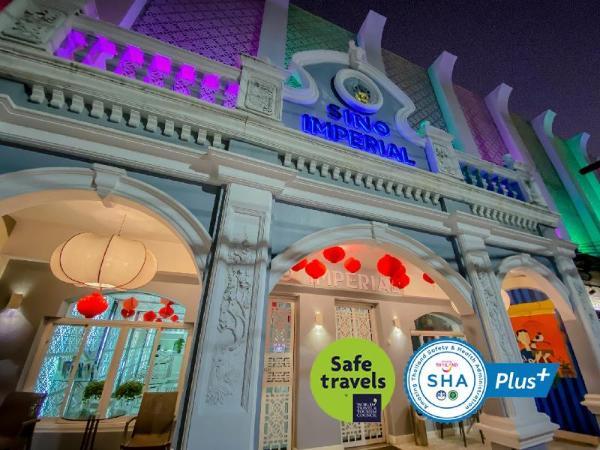 Sino Imperial Phuket Hotel (SHA Plus+) Phuket