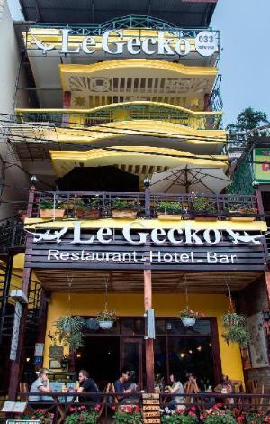 Le Gecko Hotel