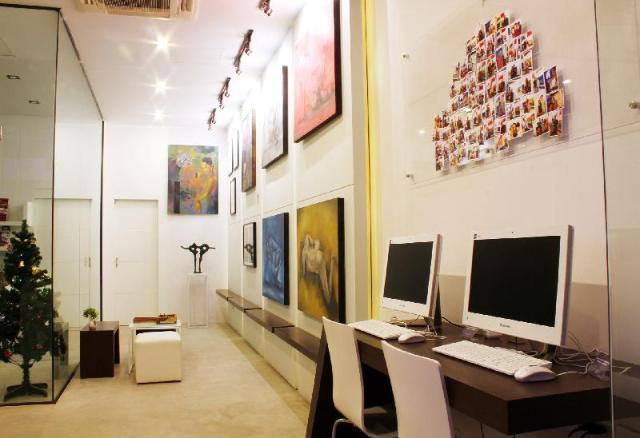 ดิ อาร์ติสท์ เฮาส์ – The Artist House