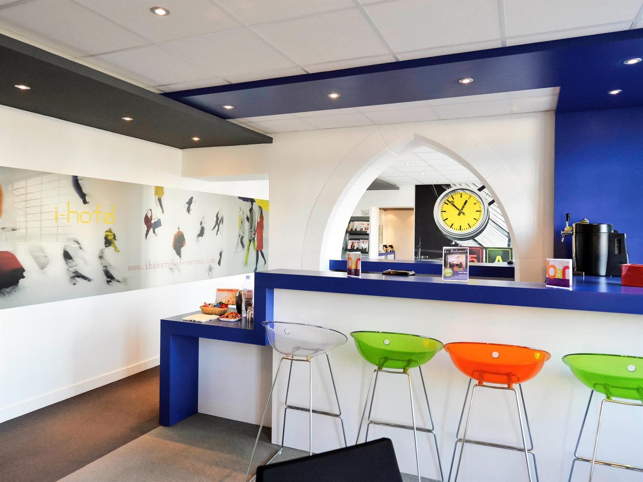 Ibis Styles Vannes Gare Centre Hotel