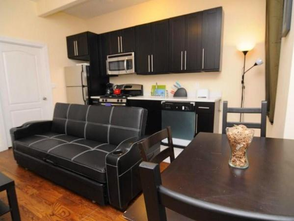 Uptown Central Deluxe Apartments New York