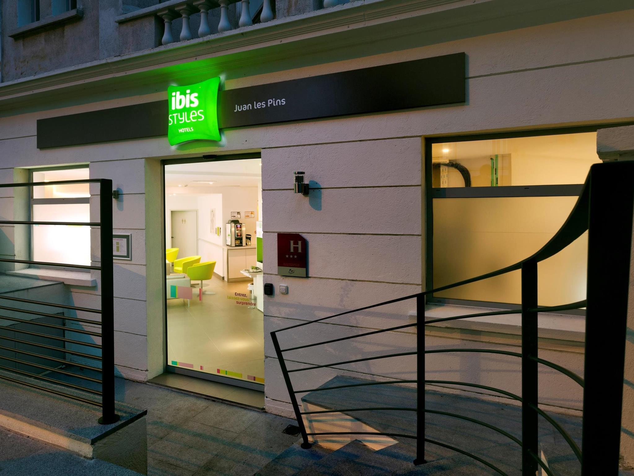 Ibis Styles Juan Les Pins Hotel