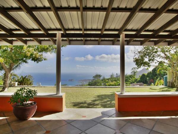 Villa Mille Soleils Seychelles Islands