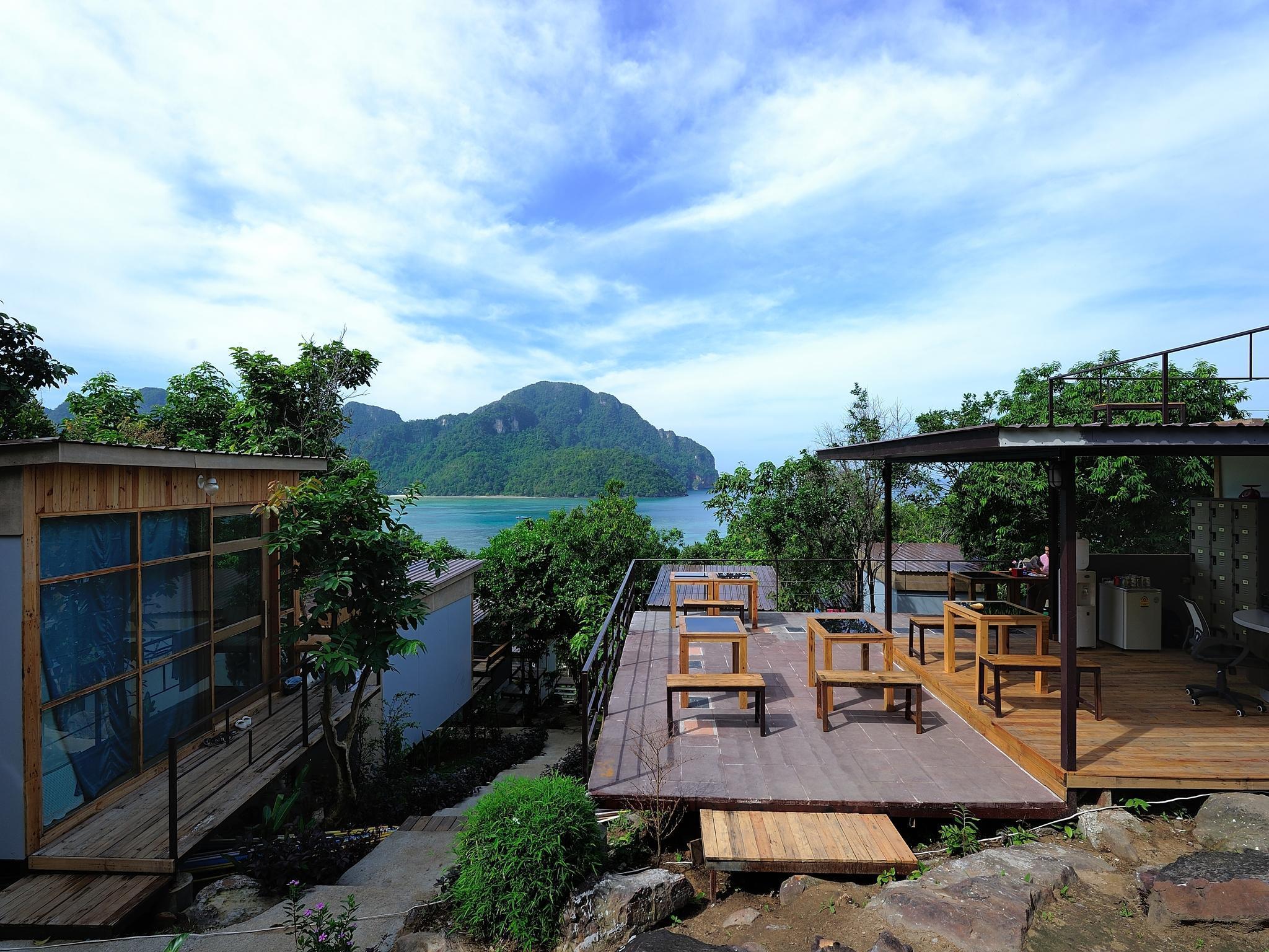 Phi Phi Sea Sky Resort พีพี ซีสกาย รีสอร์ท
