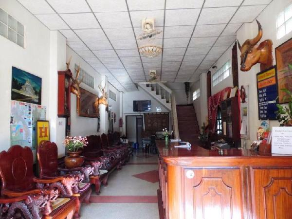 Thaveesinh Hotel Houayxay